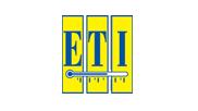 ETI brand logo image