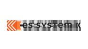 ES System K brand logo image