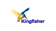 Kingfisher brand logo image