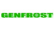 Genfrost brand logo image