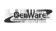 Genware brand logo image